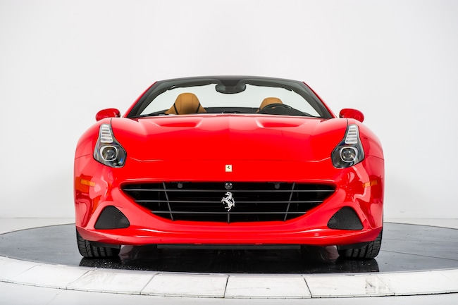 Used 2015 FERRARI CALIFORNIA T For Sale | Plainview near Long Island ...