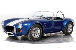 1965 SUPERFORMANCE AC COBRA CONV