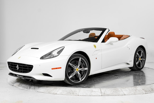 2014 FERRARI CALIFORNIA Convertible for sale in Fort Lauderdale, FL at Ferrari of Fort Lauderdale