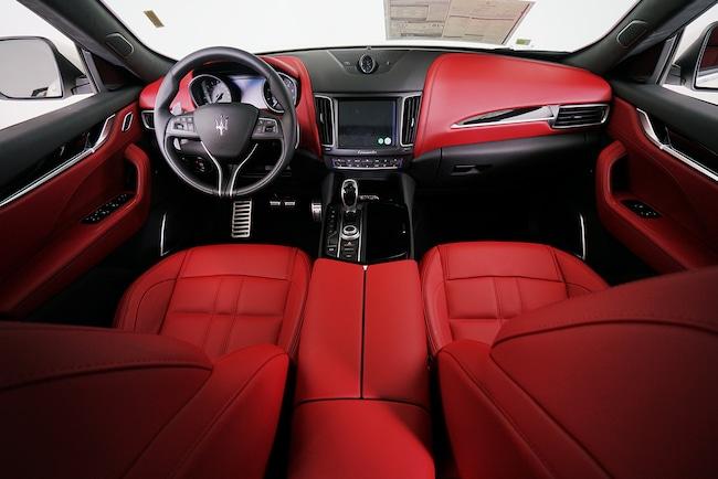 New 2018 maserati levante for sale fort lauderdale fl - Maserati granturismo red interior ...