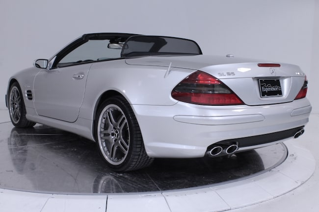 Used 2005 mercedes benz sl65 amg for sale plainview near for Mercedes benz of long island