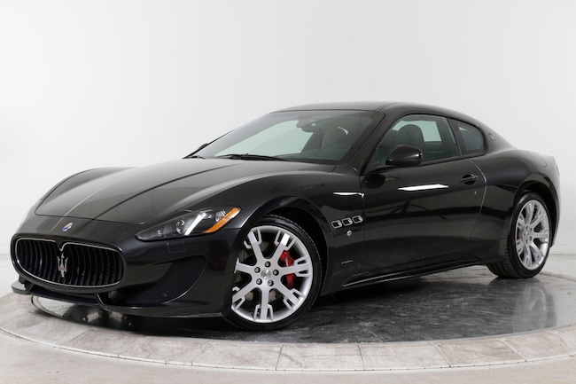 2014 MASERATI GT SPORT Coupe for sale in Fort Lauderdale, FL at Ferrari of Fort Lauderdale