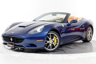 Used Ferrari California Fort Lauderdale Fl