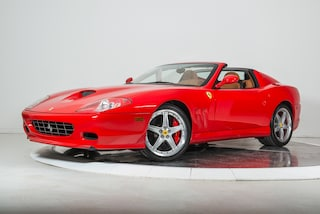 2005 FERRARI 575 SUPERAMERICA Convertible in Plainview, NY at Ferrari of Long Island