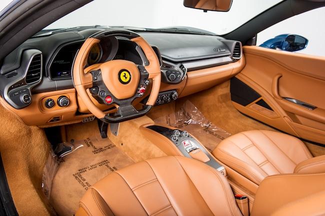 Used 2014 Ferrari 458 Italia For Sale Plainview Near Long Island