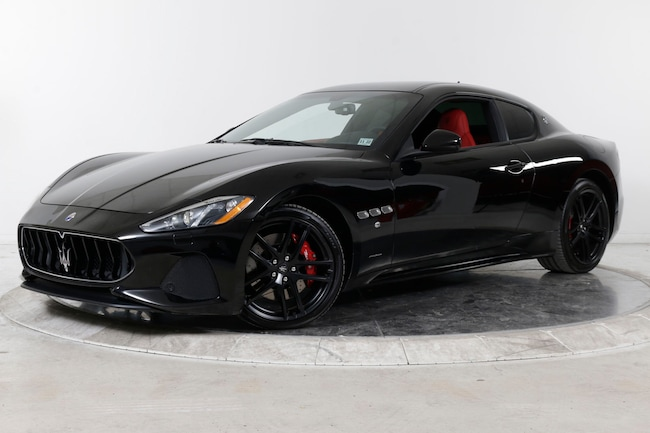 2018 MASERATI GT SPORT Coupe for sale in Plainview, NY at Maserati of Long Island