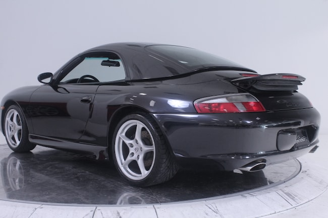 used 2002 porsche 911 carrera cabriolet for sale | plainview near