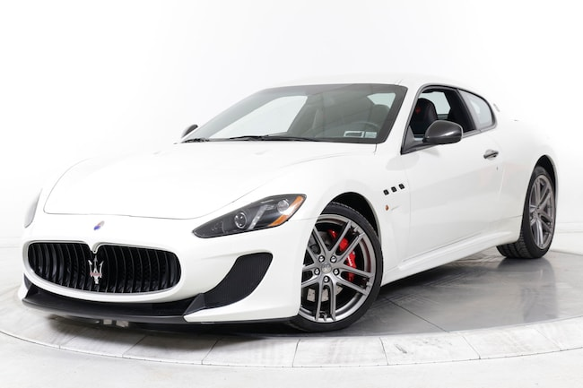 2013 MASERATI GT MC Coupe for sale in Plainview, NY at Maserati of Long Island