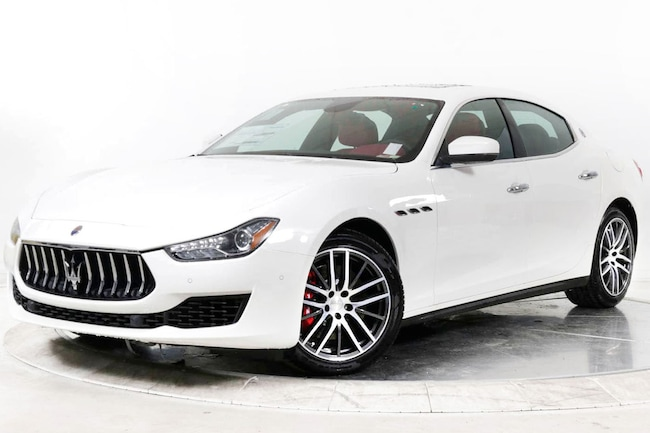 2017 MASERATI GHIBLI S Q4 Sedan for sale in Plainview, NY at Maserati of Long Island