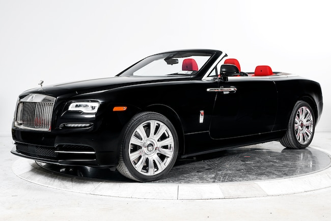 2016 ROLLS-ROYCE DAWN Convertible for sale in Plainview, NY at Ferrari of Long Island