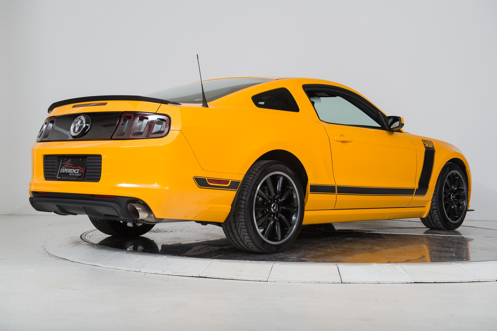 used 2013 ford mustang boss 302 for sale plainview near. Black Bedroom Furniture Sets. Home Design Ideas