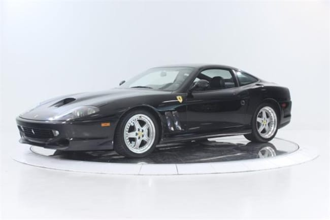 2000 FERRARI 550 MARANELLO Coupe for sale in Plainview, NY at Maserati of Long Island