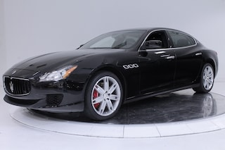 2014 MASERATI QUATTROPORTE GTS Sedan in Plainview, NY at Maserati of Long Island