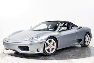 2003 FERRARI 360 SPIDER 6X Convertible in Plainview, NY at Ferrari of Long Island