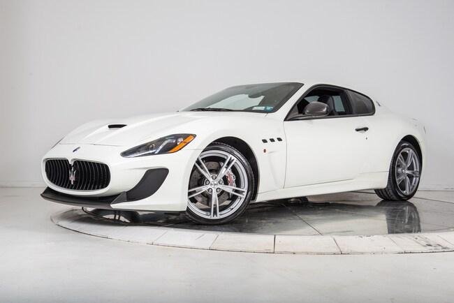 2015 MASERATI GT MC Coupe for sale in Great Neck, NY at Gold Coast Maserati