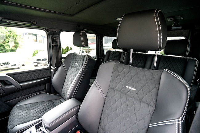 Used 2017 mercedes benz g550 4x4 squared for sale for 2017 mercedes benz g550 interior