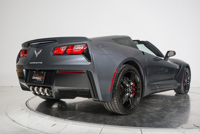 used 2014 chevrolet corvette stingray z51 3lt for sale plainview near long island ny vin. Black Bedroom Furniture Sets. Home Design Ideas