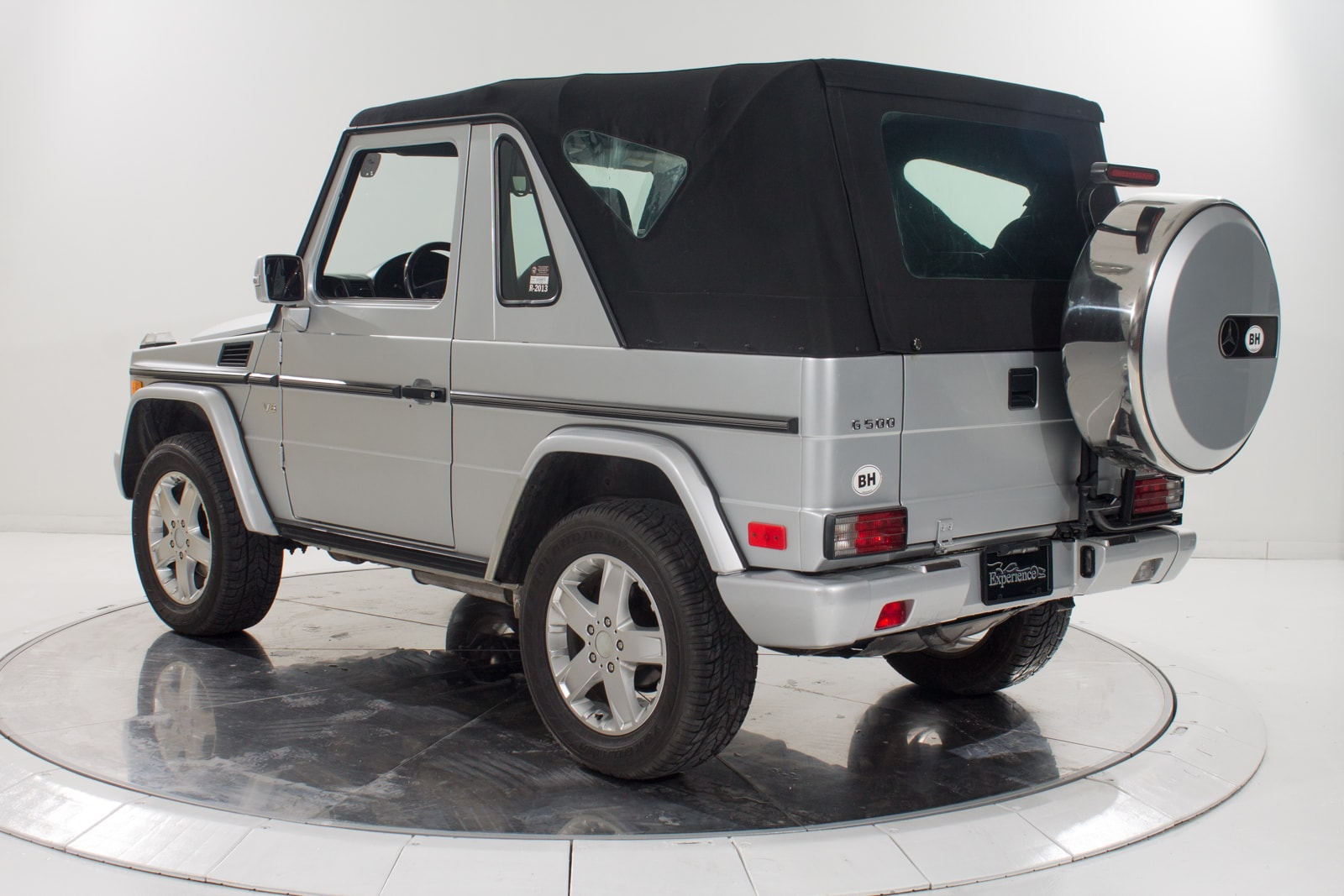 Used 2006 mercedes benz g500 convertible for sale for Used mercedes benz g500 for sale