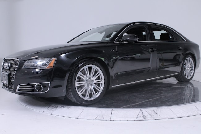 Used 2012 Audi A8 L W12 For Sale Plainview Near Long Island Ny