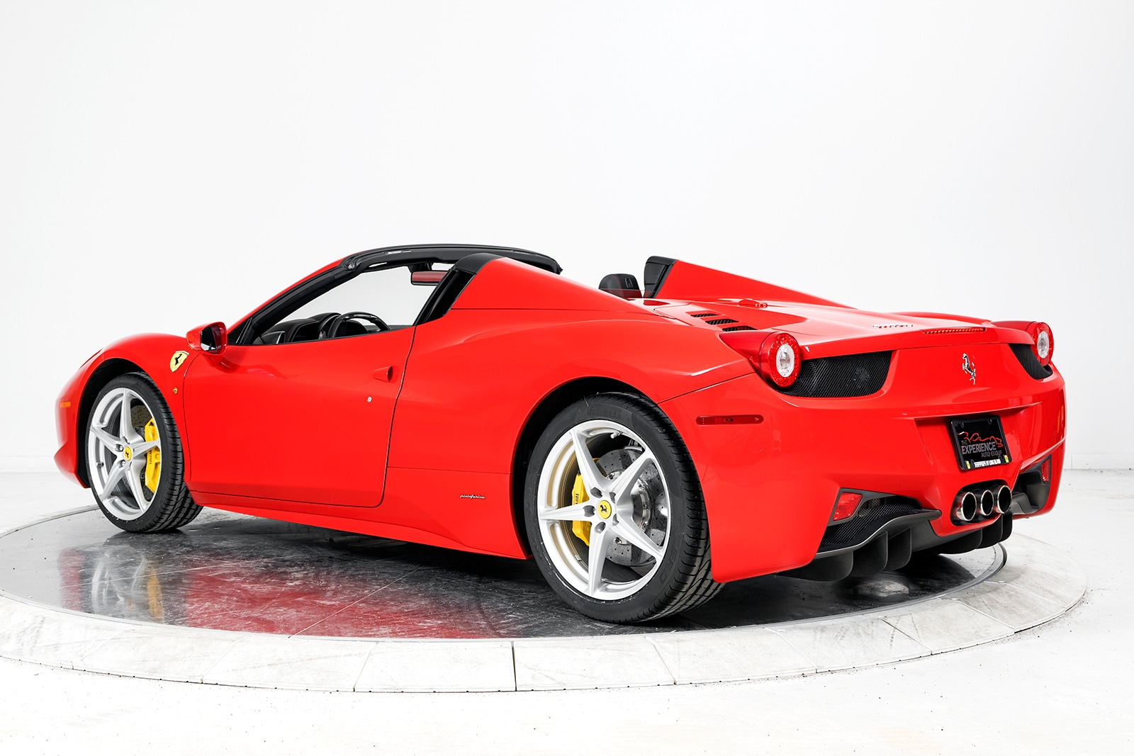 ... 2013 FERRARI 458 SPIDER Convertible For Sale In Plainview, NY At  Maserati Of Long Island ...