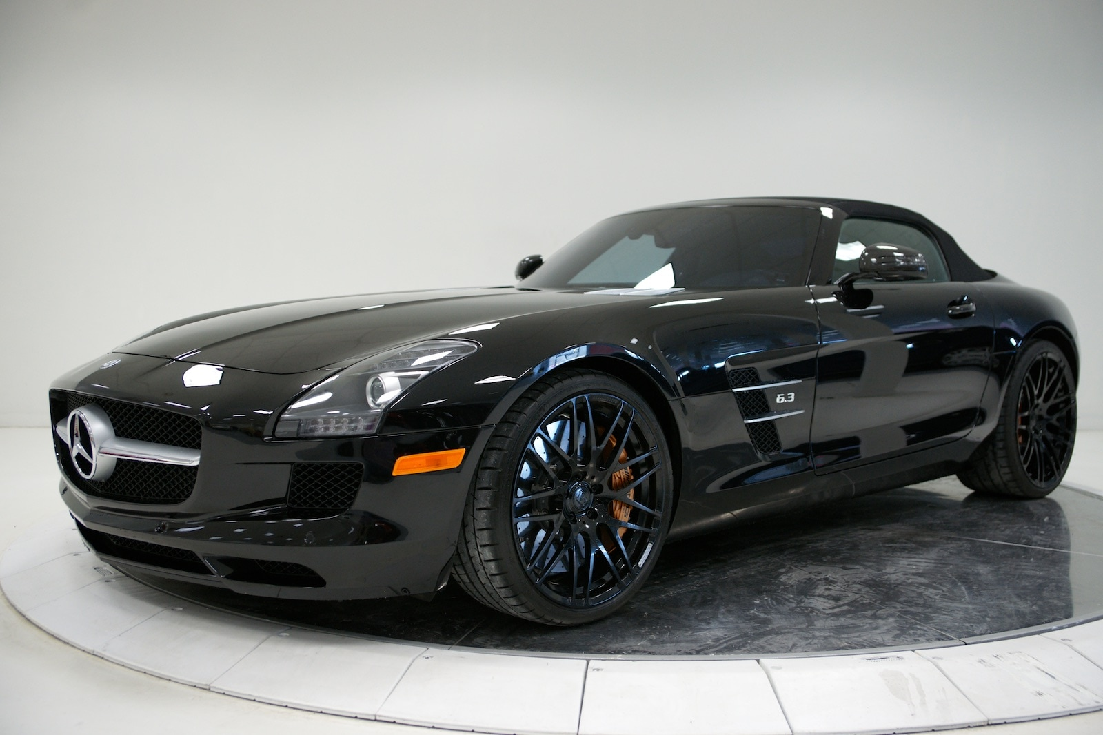 Used 2012 MERCEDESBENZ SLS AMG ROADSTER For Sale  Plainview near