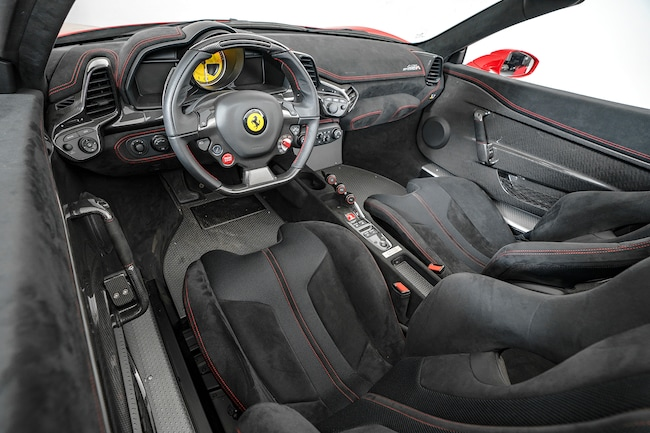 Used 2015 Ferrari 458 Speciale A For Sale Plainview Near Long