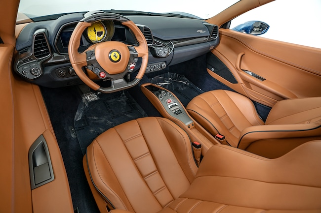 Used 2013 Ferrari 458 Spider For Sale Plainview Ny Near Long