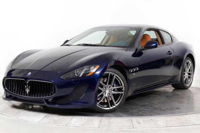 2015 MASERATI GT SPORT Car for sale in Plainview, NY at Maserati of Long Island