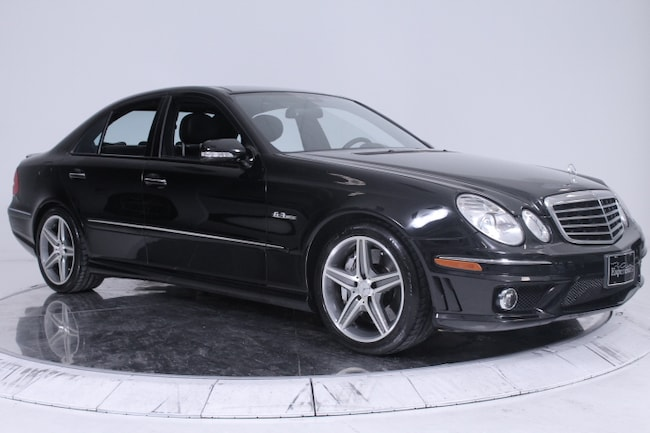 Used 2009 MERCEDES-BENZ E63 AMG For Sale | Plainview near Long ...