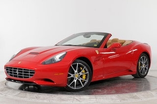 2013 FERRARI CALIFORNIA Convertible in Fort Lauderdale, FL at Ferrari of Fort Lauderdale