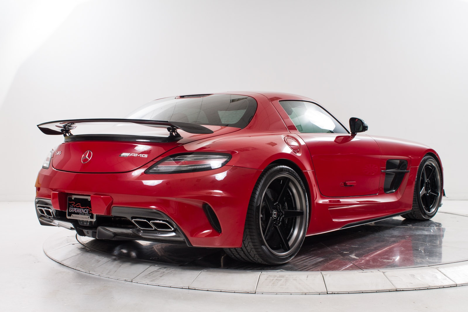 Used 2014 mercedes benz sls amg black series for sale for Pre owned mercedes benz ny