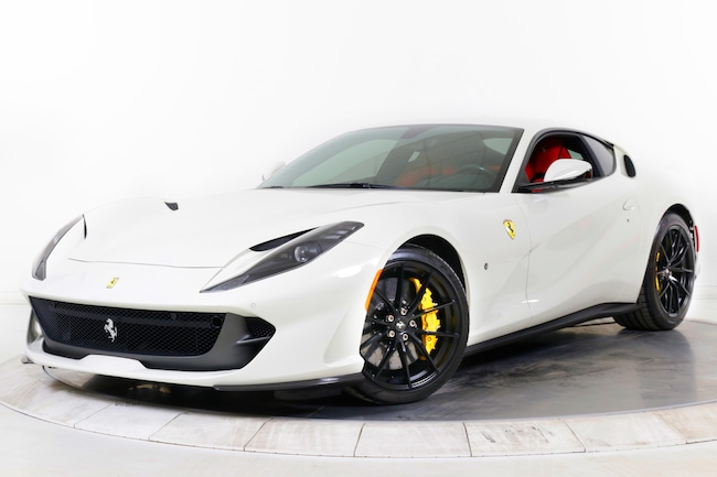 2018 FERRARI 812 SUPERFAST Car for sale in Plainview, NY at Maserati of Long Island