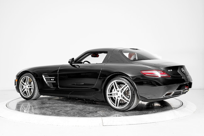 Used 2011 mercedes benz sls amg for sale plainview near for Mercedes benz of long island