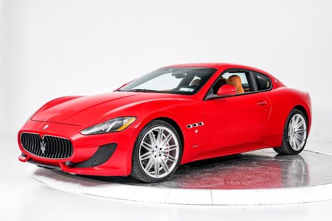 2016 MASERATI GRANTURISMO SPORT Coupe for sale in Plainview, NY at Maserati of Long Island