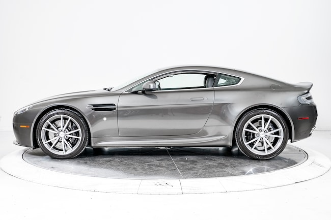 Used 2013 Aston Martin V8 Vantage Coupe Automatic For Sale
