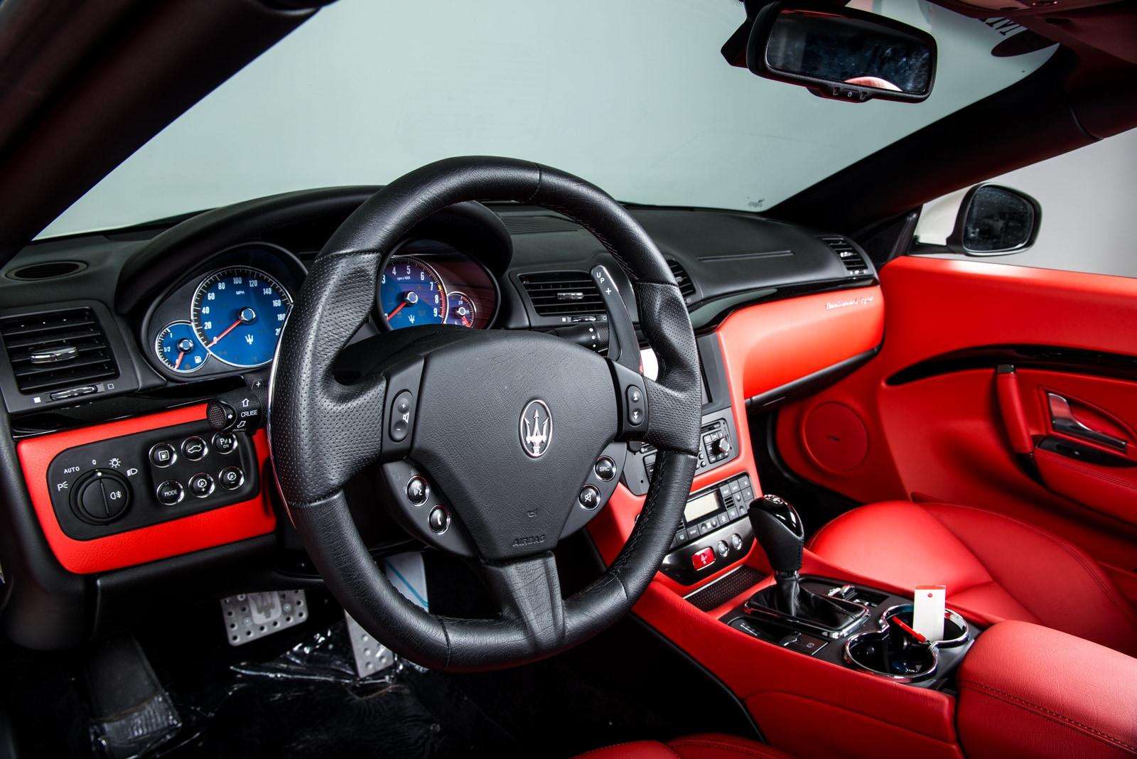 New 2017 Maserati Granturismo Convertible For Sale Fort Lauderdale Fl Vin Zam45vma7h0203588