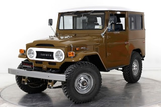1973 TOYOTA LAND CRUISER SUV