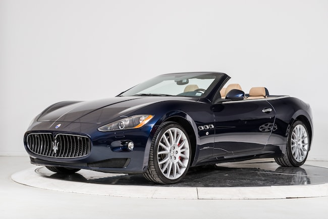 used 2010 maserati gt convertible for sale | plainview near