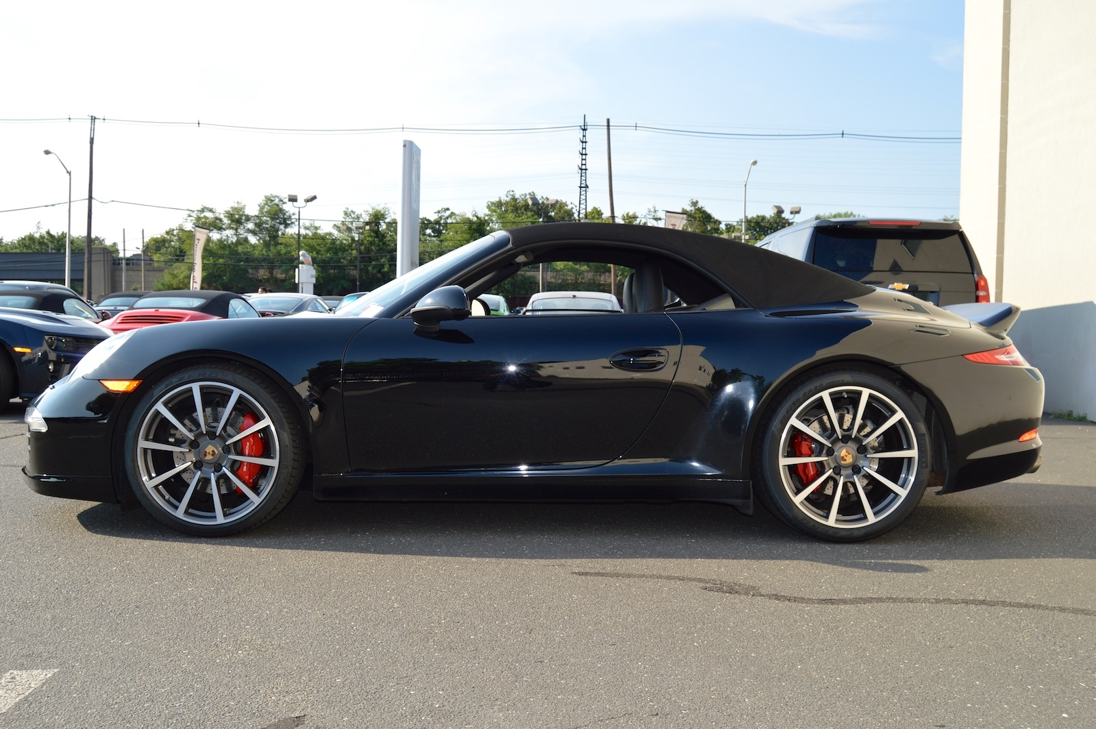 Used 2013 Porsche 911 Carrera S Cabriolet For Sale