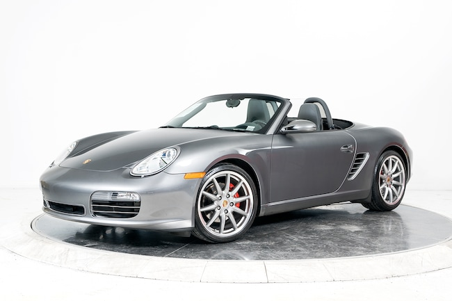 2007 PORSCHE BOXSTER S Convertible for sale in Fort Lauderdale, FL at Ferrari of Fort Lauderdale