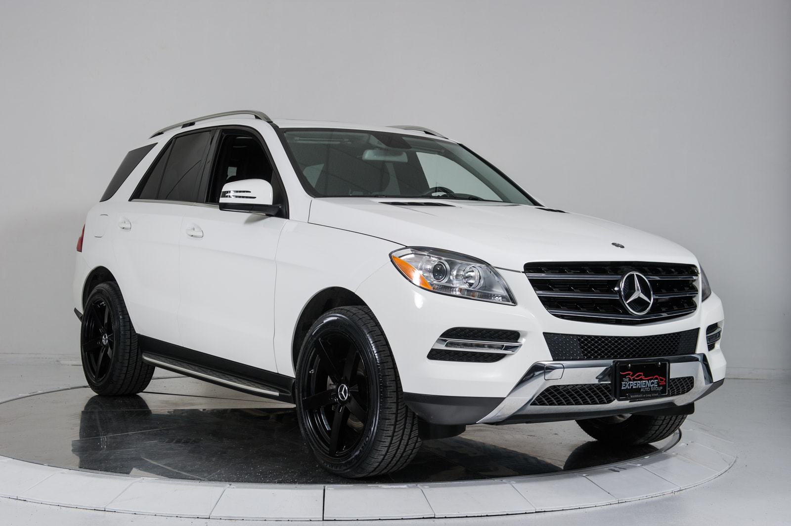 used 2014 mercedes benz ml350 4matic for sale plainview. Black Bedroom Furniture Sets. Home Design Ideas
