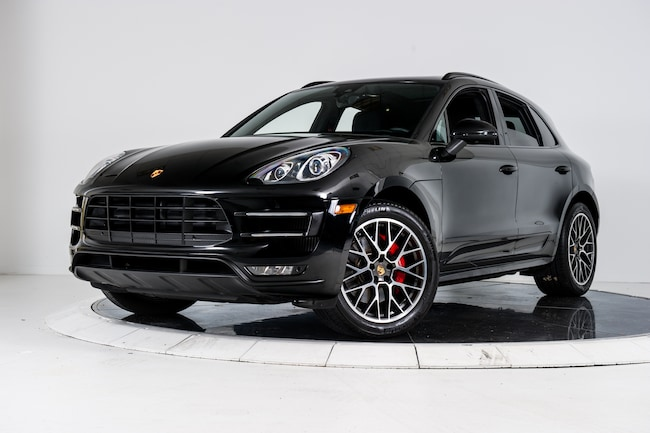 Used 2015 Porsche Macan Turbo For Sale Plainview Near Long Island