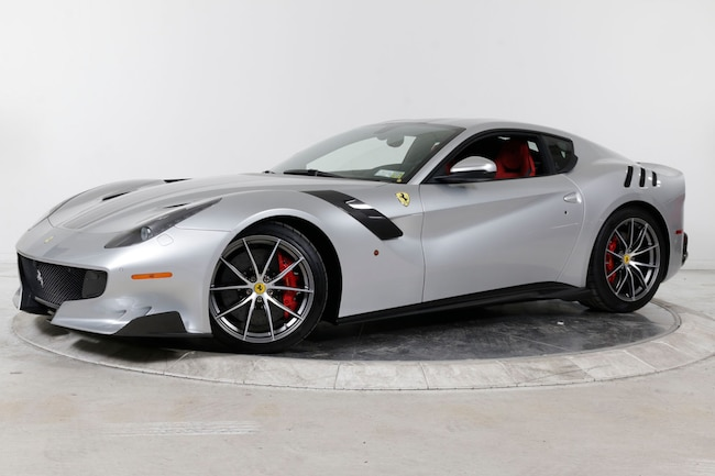 2017 FERRARI F12 TDF Coupe for sale in Plainview, NY at Ferrari of Long Island
