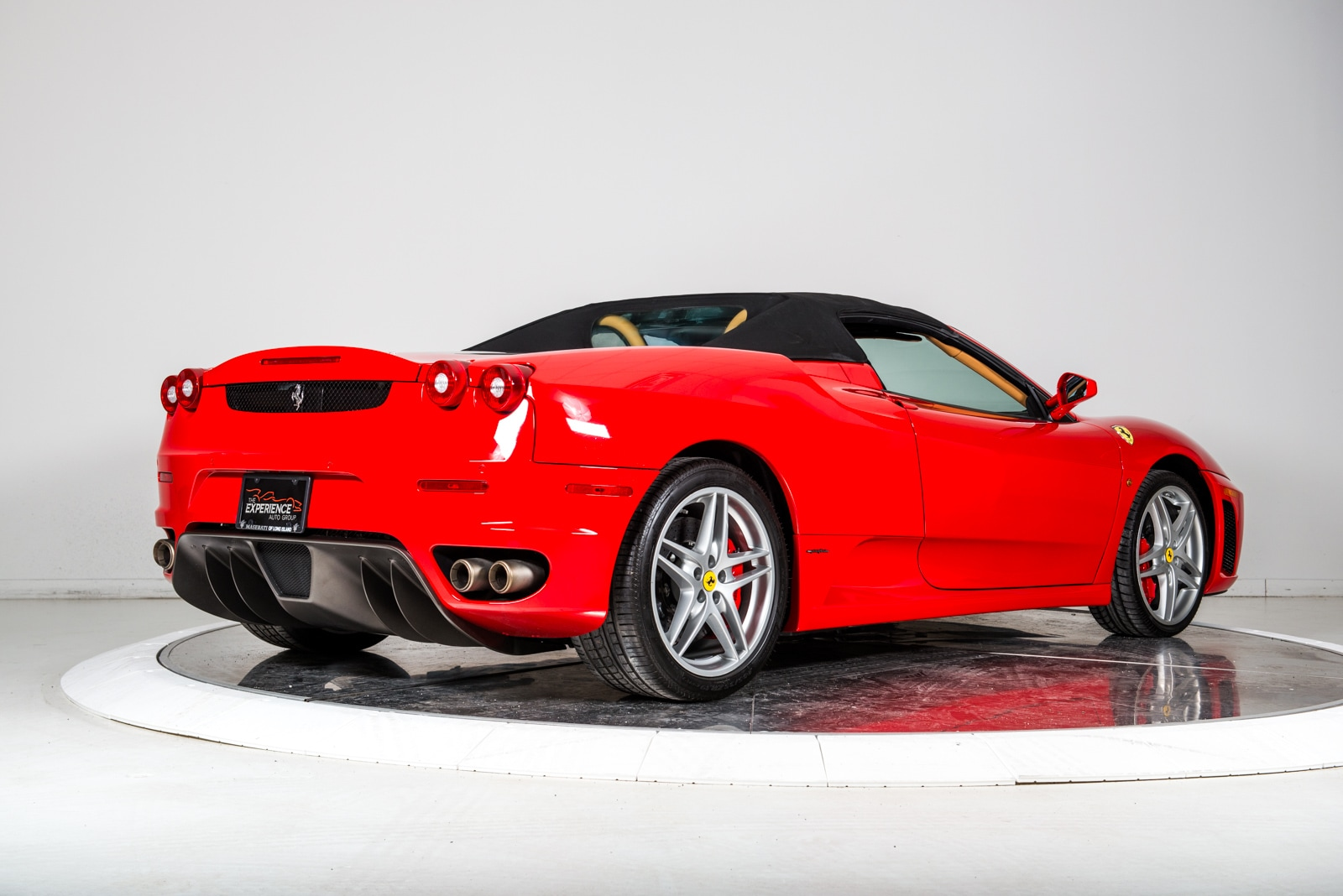 used 2008 ferrari f430 spider f1 for sale plainview near long island ny vin zffew59a380162554. Black Bedroom Furniture Sets. Home Design Ideas