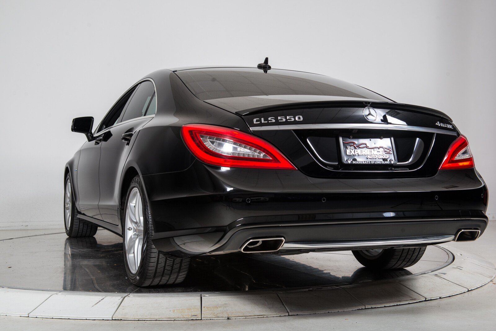... 2012 MERCEDES BENZ CLS550 4MATIC Sedan For Sale In Plainview, NY At  Maserati Of ...