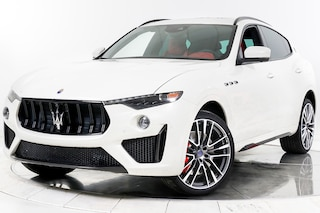 2019 MASERATI LEVANTE TROFEO SUV in Great Neck, NY at Gold Coast Maserati