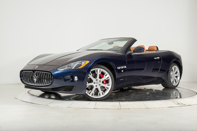 2017 MASERATI GT CONVERTIBLE Convertible for sale in Plainview, NY at Maserati of Long Island