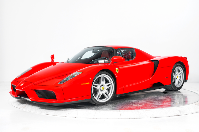 2003 FERRARI ENZO Coupe for sale in Fort Lauderdale, FL at Ferrari of Fort Lauderdale