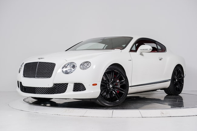 Used 2013 Bentley Continental Gt Speed For Sale Plainview Near