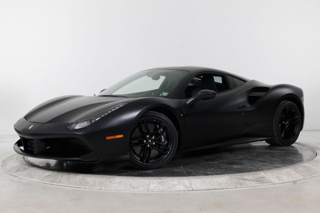 2018 FERRARI 488 GTB Coupe for sale in Fort Lauderdale, FL at Ferrari of Fort Lauderdale